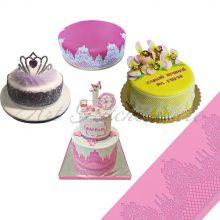 CAKE LACE MATS 201