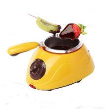 Electric mini Chocolate melting pot